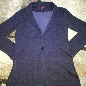 NWOT Say What blazer size small